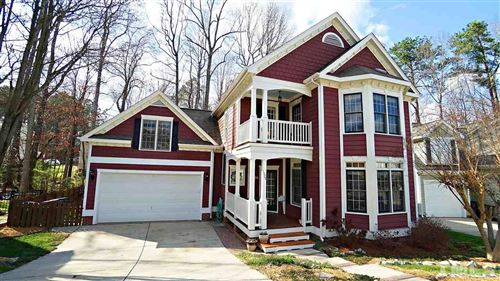 Photo of 1724 Town Home Drive, Apex, NC 27502 (MLS # 2304881)
