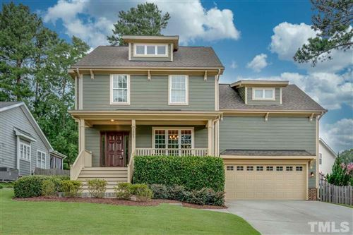 Photo of 1205 Applethorn Drive, Apex, NC 27502 (MLS # 2329881)