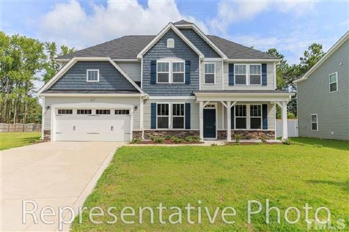 Photo of 2720 Oxford Bluff Drive, Wake Forest, NC 27587 (MLS # 2318883)