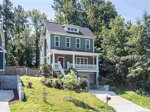 Photo of 1209 Scout Drive, Durham, NC 27707 (MLS # 2322886)