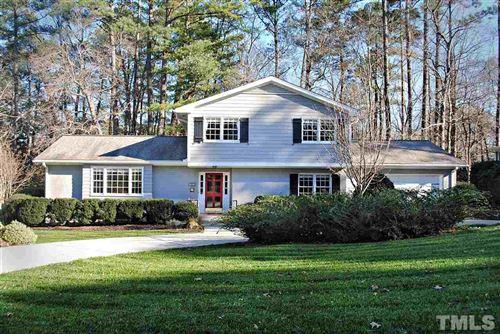 Photo of 6920 Buckhead Drive, Raleigh, NC 27615 (MLS # 2362887)