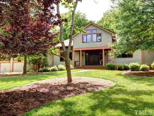 Photo of 407 Lake Hogan Farm Road, Chapel Hill, NC 27516 (MLS # 2391889)