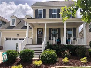 Photo of 109 Mearleaf Place, Holly Springs, NC 27540 (MLS # 2272890)