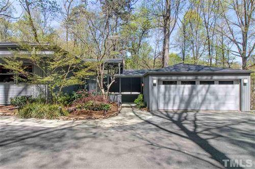 Photo of 1512 Arboretum Drive, Chapel Hill, NC 27514 (MLS # 2376890)