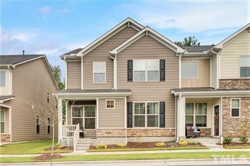 Photo of 1121 Treetop Meadow Lane, Wake Forest, NC 27587 (MLS # 2412890)