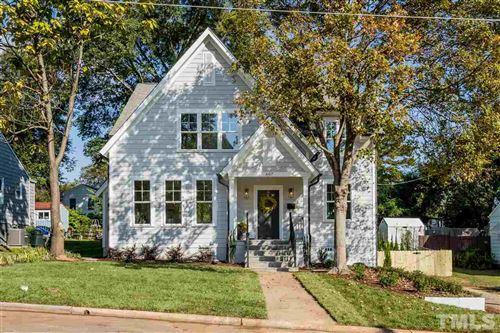 Photo of 607 Harding Street, Raleigh, NC 27604 (MLS # 2350894)