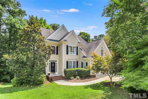 Photo of 201 Rose Valley Woods Drive, Cary, NC 27513 (MLS # 2398895)