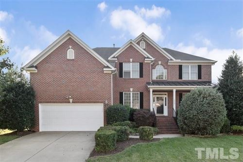 Photo of 112 Beckford Road, Cary, NC 27518 (MLS # 2343899)