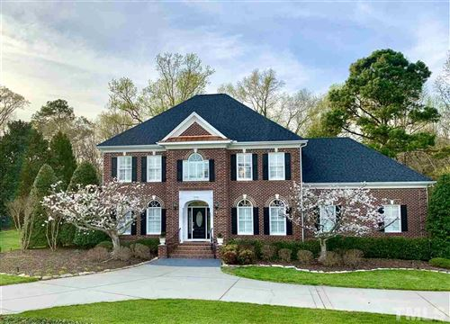 Photo of 110 Willowcroft Court, Garner, NC 27529 (MLS # 2271902)