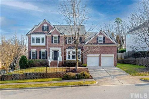 Photo of 412 All Saints Place, Cary, NC 27513 (MLS # 2368904)