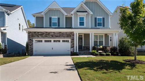 Photo of 116 Mystwood Hollow Circle, Holly Springs, NC 27540 (MLS # 2346905)