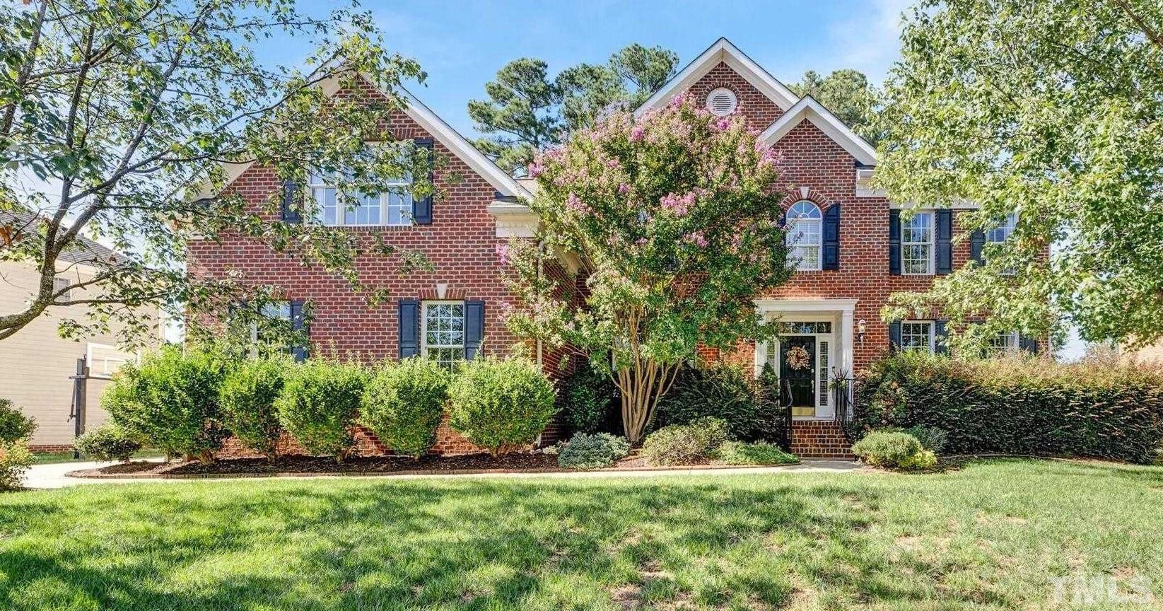Photo of 10716 Round Brook Circle, Raleigh, NC 27617 (MLS # 2409905)