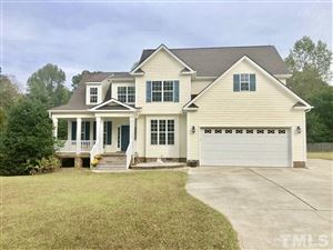 Photo of 2446 Rolling Tracks Road, Willow Spring(s), NC 27592 (MLS # 2285911)