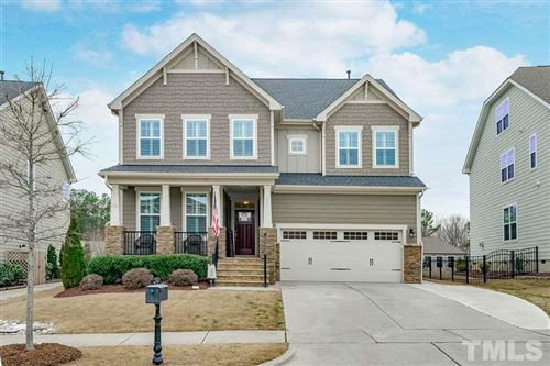 Photo of 121 Edgegrove Lane, Holly Springs, NC 27540-6116 (MLS # 2305912)