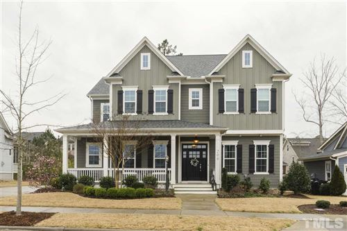 Photo of 200 Quaker Meadows Court, Holly Springs, NC 27540 (MLS # 2307915)