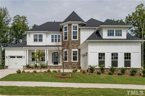 Photo of 416 Brierley Drive, Apex, NC 27502 (MLS # 2248919)