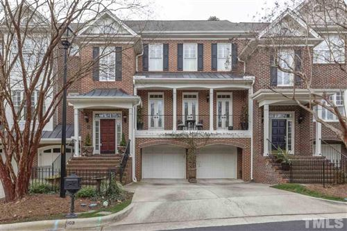 Photo of 103 Lions Gate Drive, Cary, NC 27518 (MLS # 2295920)