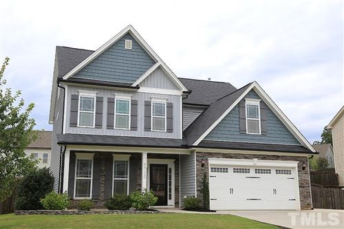 Photo of 5720 Lumiere Street, Holly Springs, NC 27540 (MLS # 2334925)