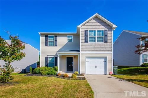 Photo of 4215 Amber Stone Way, Durham, NC 27704 (MLS # 2348926)