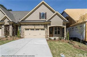 Photo of 161 Glenpark Place #20, Cary, NC 27511 (MLS # 2274928)