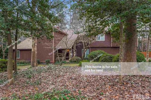 Photo of 200 Lochview Drive, Cary, NC 27518-9606 (MLS # 2360929)