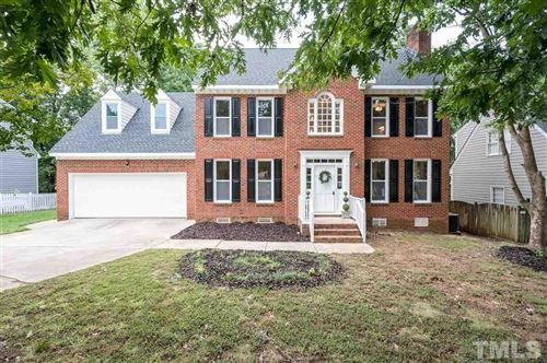 Photo of 103 Custer Trail, Cary, NC 27513 (MLS # 2343931)