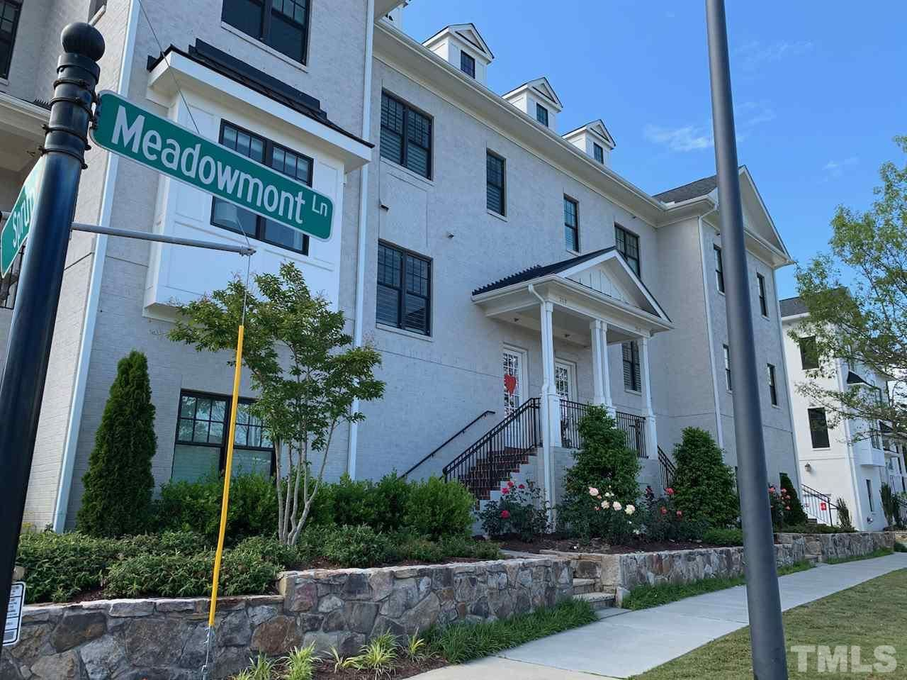 223 Meadowmont Lane #B - 6, Chapel Hill, NC 27517 - MLS#: 2317931