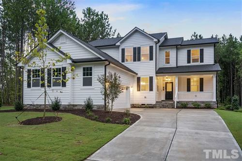 Photo of 1417 Commons Ford Place #Kendrick Colonial, Apex, NC 27539 (MLS # 2318933)