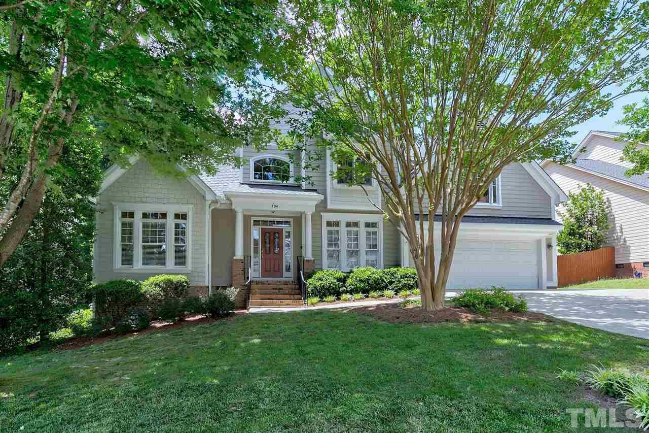 Photo of 304 Evans Estates Drive, Cary, NC 27513 (MLS # 2389935)