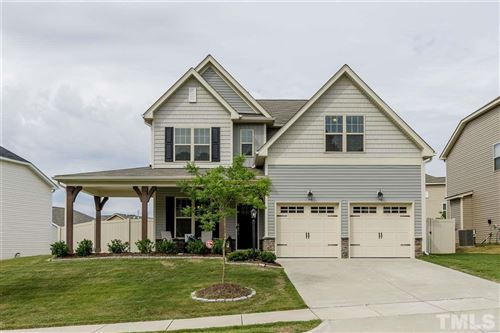 Photo of 1106 Brook Bluff Road, Knightdale, NC 27545-6385 (MLS # 2327936)