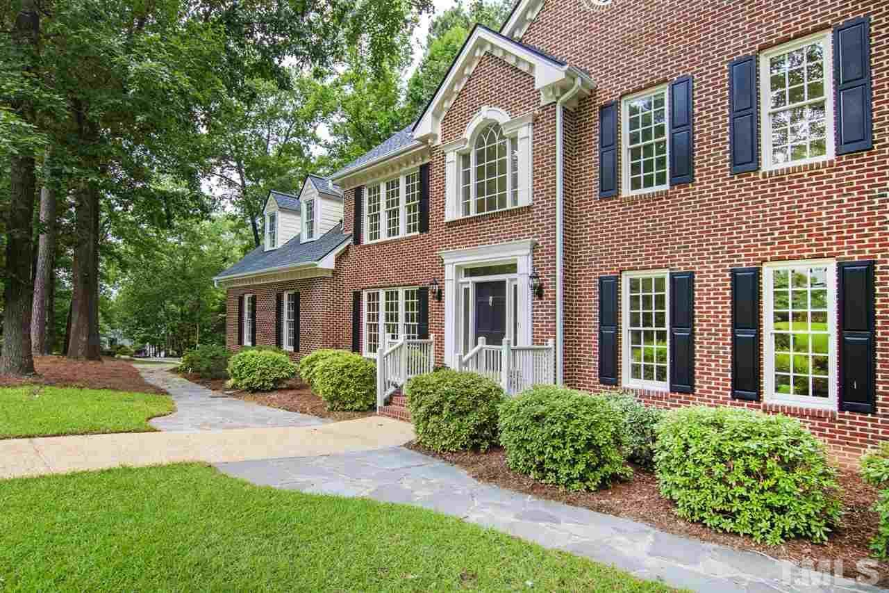 Photo of 136 Lochwood West Drive, Cary, NC 27518 (MLS # 2328937)