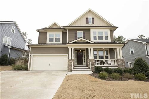 Photo of 216 Climbing Tree Trail, Holly Springs, NC 27540 (MLS # 2303941)