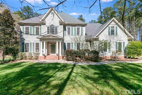 Photo of 1002 Northridge Lane, Chapel Hill, NC 27514 (MLS # 2374942)