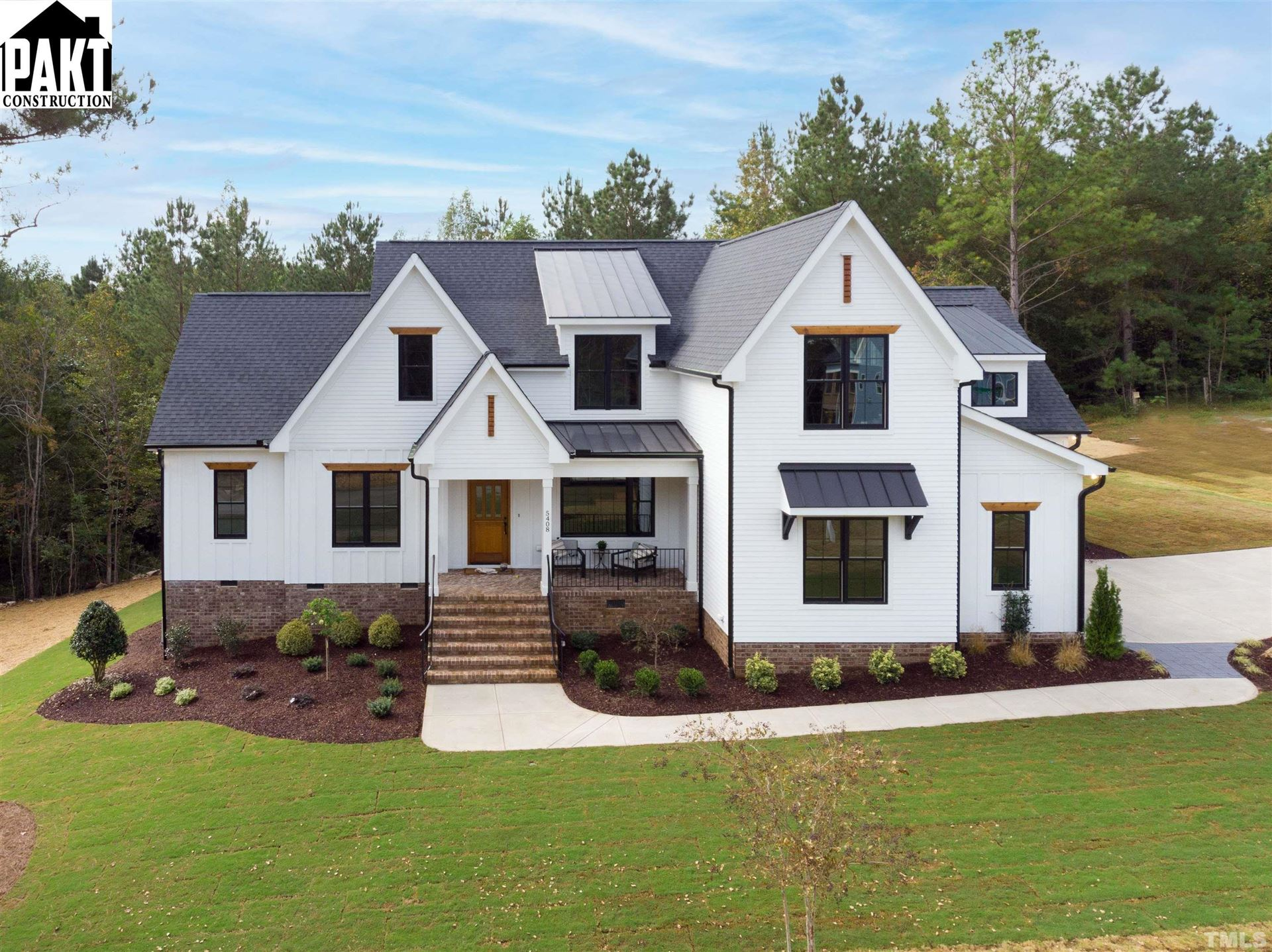 Photo of 8540 Seldom Seen Place, Wake Forest, NC 27587 (MLS # 2408945)