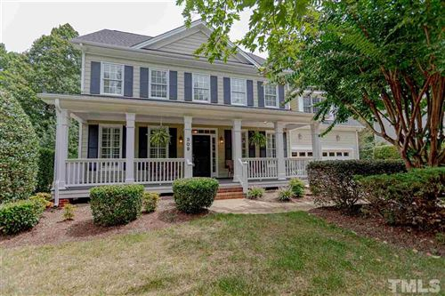 Photo of 309 Chrismill Lane, Holly Springs, NC 27540 (MLS # 2339947)