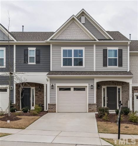 Photo of 117 Writing Rock Place, Apex, NC 27539 (MLS # 2309949)
