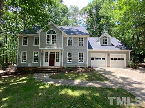 Photo of 8317 Lochlaven Lane, Chapel Hill, NC 27516 (MLS # 2329950)