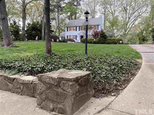 Photo of 527 Dogwood Drive, Chapel Hill, NC 27516 (MLS # 2376950)