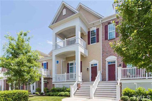 Photo of 10529 Sablewood Drive #110, Raleigh, NC 27617 (MLS # 2327952)