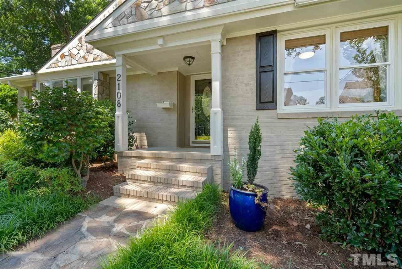 Photo of 2108 Dunhill Drive, Raleigh, NC 27608 (MLS # 2389953)