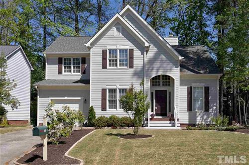 Photo of 208 Silk Hope Drive, Cary, NC 27519 (MLS # 2312954)
