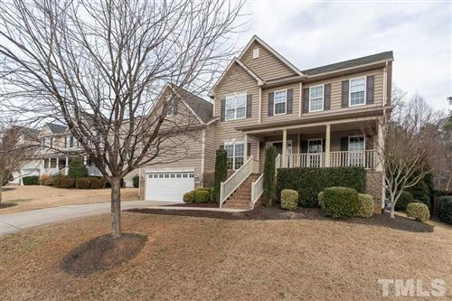 Photo of 8648 Forester Lane, Apex, NC 27539 (MLS # 2362954)