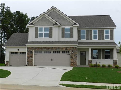Photo of 477 Airedale Trail, Garner, NC 27529 (MLS # 2329956)