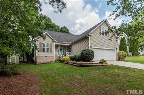 Photo of 104 Holly Branch Drive, Holly Springs, NC 27540 (MLS # 2336958)