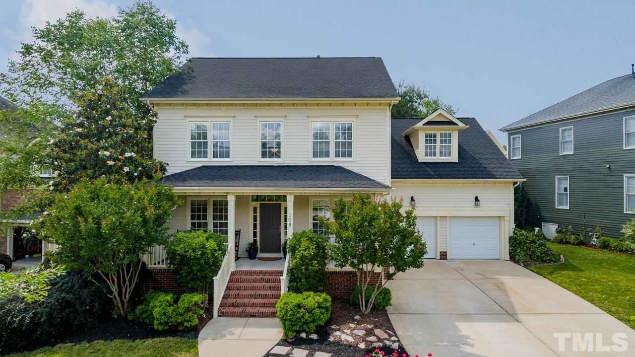 108 Sunset Oaks Drive, Holly Springs, NC 27540 - MLS#: 2325958