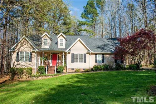 Photo of 3621 Sleepy Hollow Road, Wake Forest, NC 27587 (MLS # 2310961)