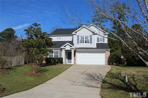 Photo of 108 Tiverton Woods Drive, Holly Springs, NC 27540 (MLS # 2302962)