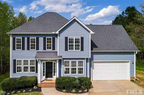 Photo of 521 Old Chestnut Crossing, Moncure, NC 27559 (MLS # 2312964)