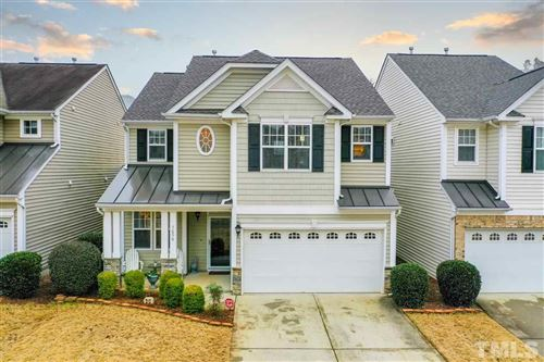Photo of 7606 Cagle Drive, Raleigh, NC 27617 (MLS # 2361964)