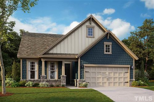 Photo of 1425 Stonemill Falls Drive, Wake Forest, NC 27587 (MLS # 2348967)